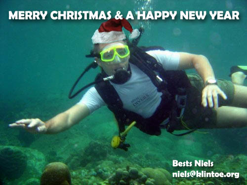 Merry Christmas from Niels