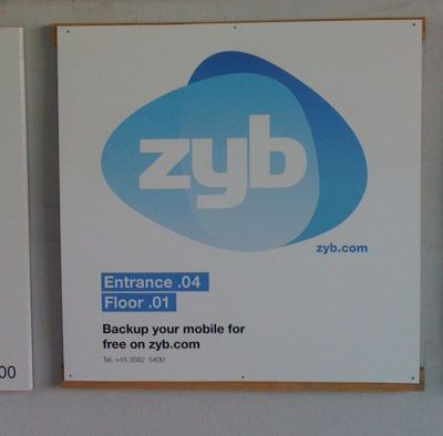ZYB sold to Vodafone