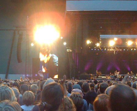 Bruce Springsteen copenhagen 2008