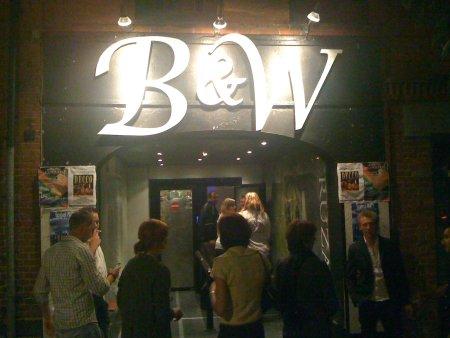 Diskotek B&W - Bykroen i Haslev