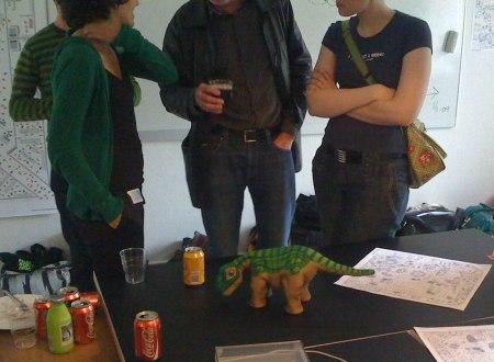 Pleo at Social Square